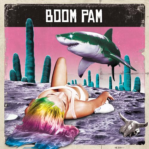 Boom Pam / Alakazam